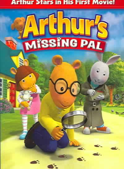 ARTHUR'S MISSING PAL BY ARTHUR (DVD)